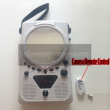 Buy spy cameras for home for Bathroom 32G Full HD 1080P DVR with motion sensor at Bathroom Spy Camera professional shop