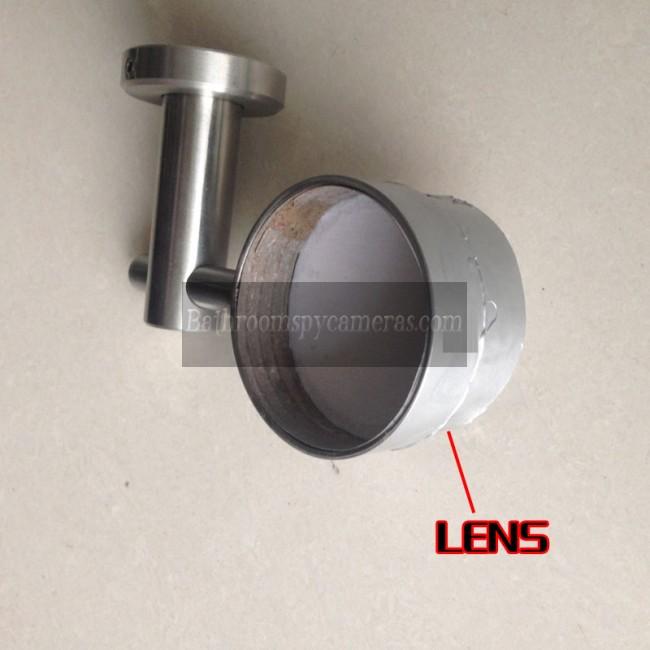 Wireless hidden cameras for bathroom