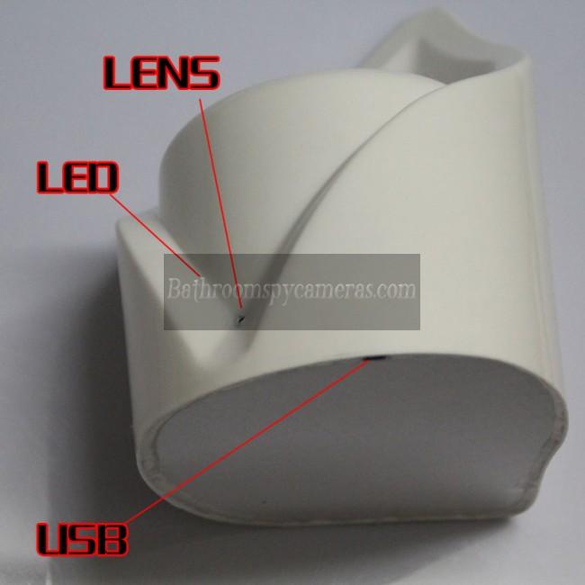 Buy Toilet Hidden Camera Brush 32gb Spy Splash 1080p Hd