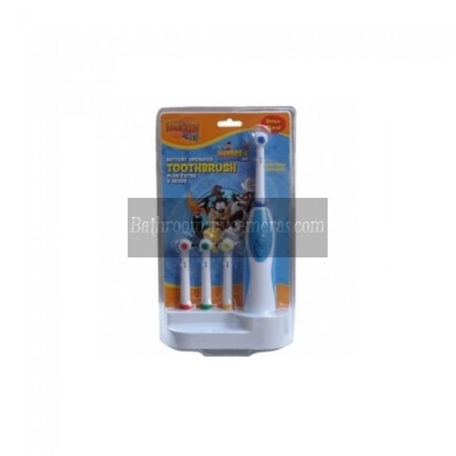 Bathroom Spy Camera Cartoon Electric Toothbrush Hidden Remote Control HD DVR 32GB 1080P