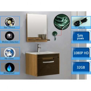 Buy Stainless Steel Bathroom Motion detection Hook Hidden HD Spy Camera DVR 32GB 1920X1080 at Mini Pothook Spy Camera DVR,Bathroom Spy Camera shop with wholesale price